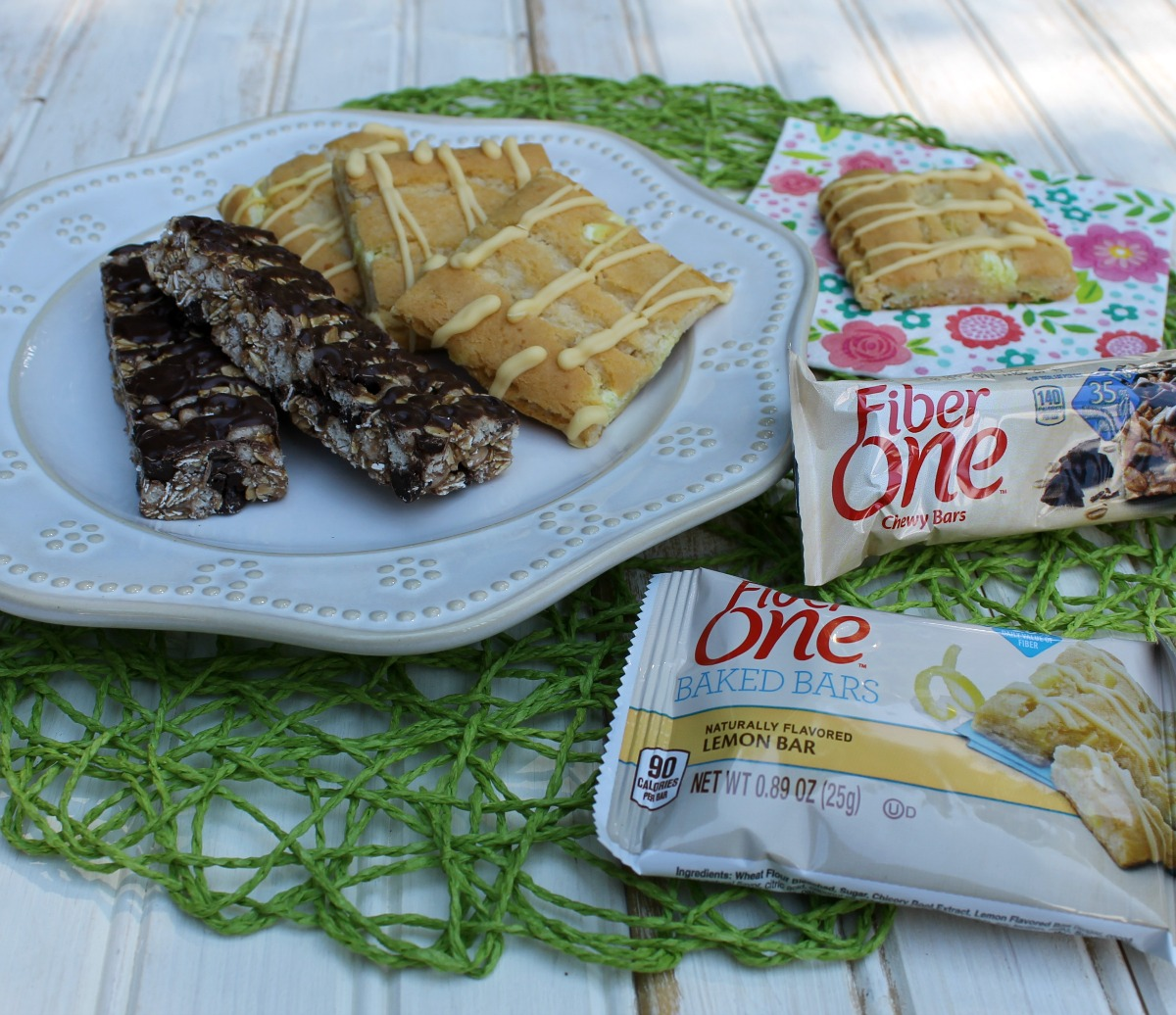 Fiber One Guilt Free Snacks