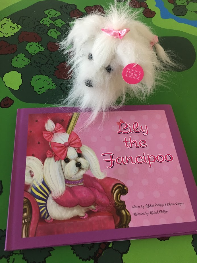 Adorable Children's Book: Lily the Fancipoo