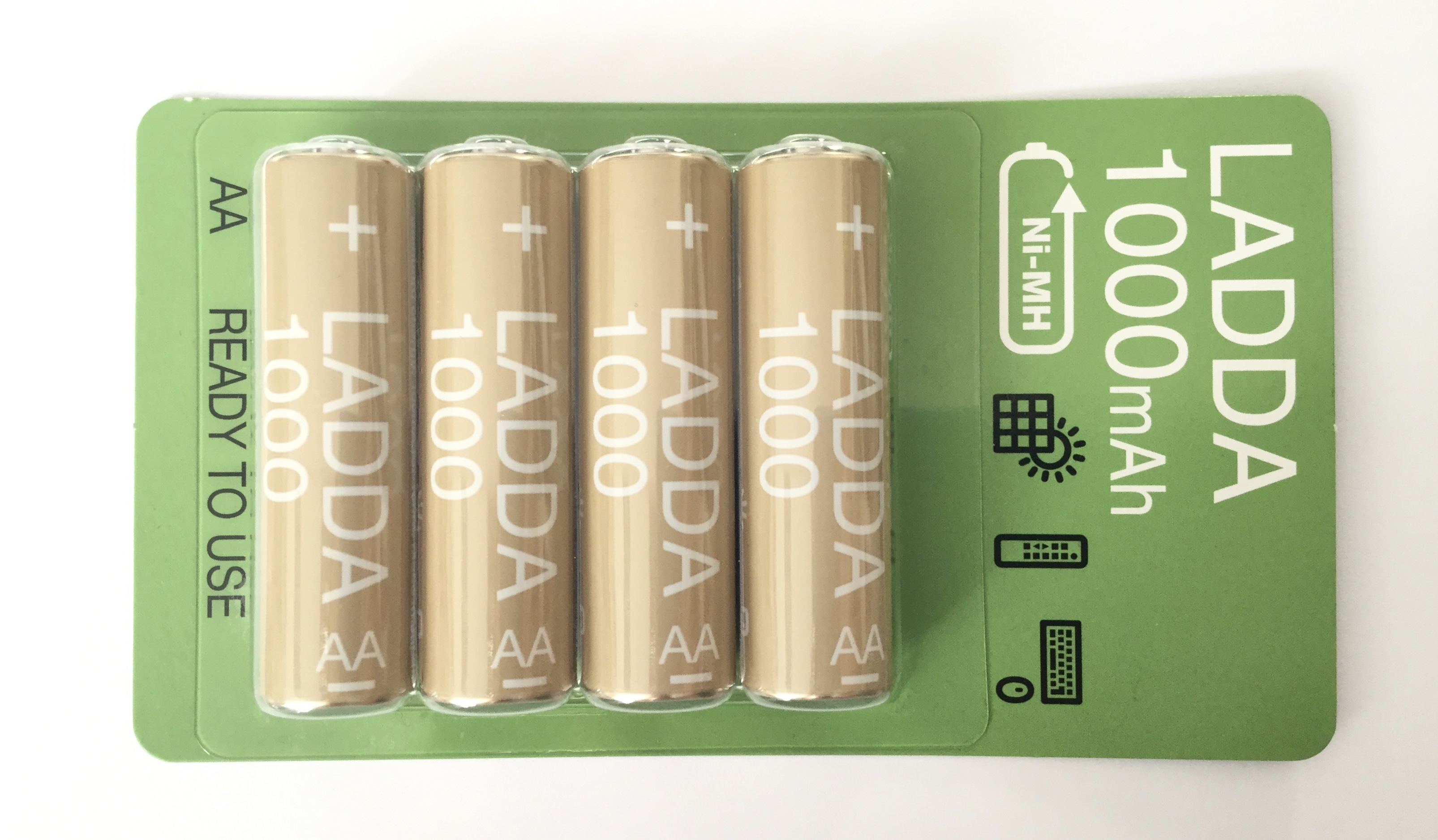 Ikea Batteries Ikea's Ladda Rechargeable Batteries | ?out Of Data Error