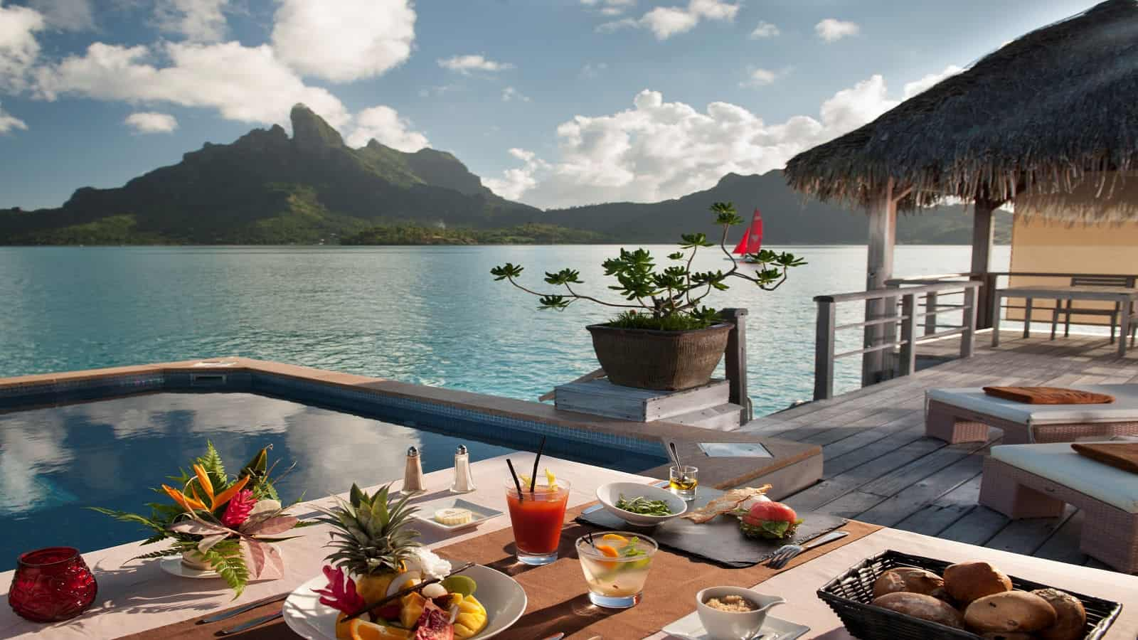 Bora Bora Garden Pool Villa The St. Regis Bora Bora Resort | Gay Holidays & Vacations
