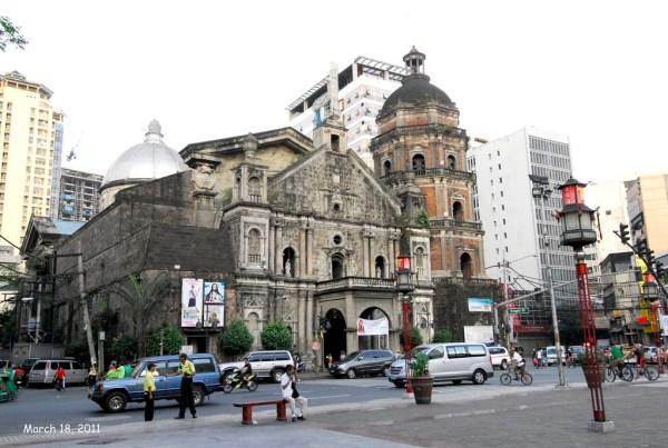 Церковь Бинондо
