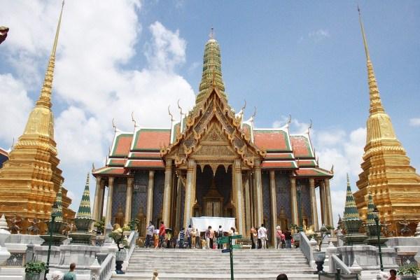 Grand Palace Bangkok Бюджетный путеводитель