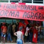 MST denuncia desmonte da Reforma Agrária e Agroecologia