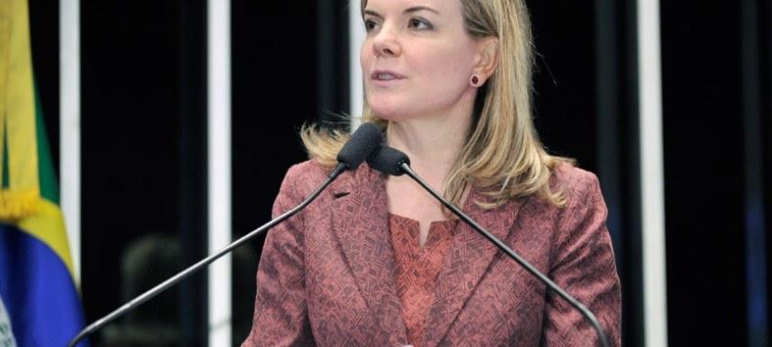 "PGR diz que indiciamento da senadora Gleisi Hoffmann (PT-PR) é usado para ""estigmatizar o investigado"""