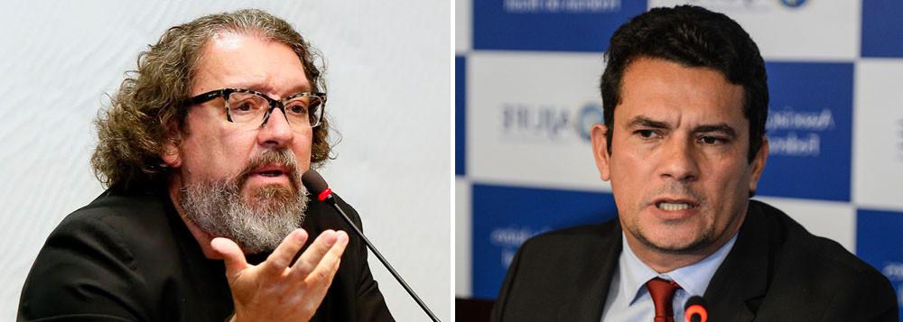Criminalista Antonio Carlos de Almeida Castro, o Kakay, diz que Sérgio Moro criou código próprio
