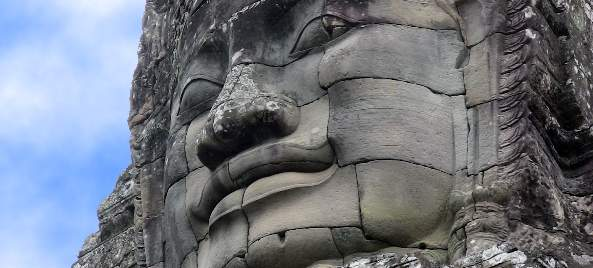 Temples of Angkor : A Basho Film