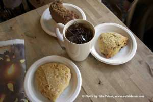 Caroline's Coffee Roasters, Grass Valley Coffee shop