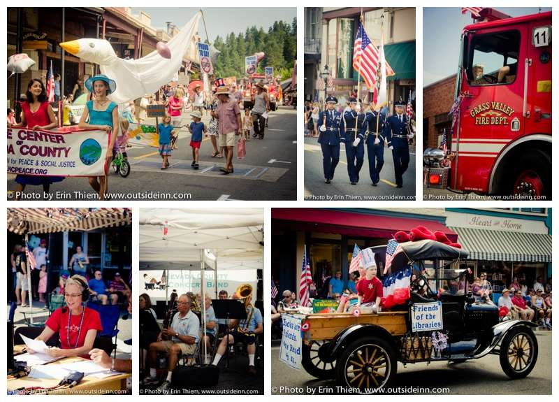 Grass Valley 4th of July Parade