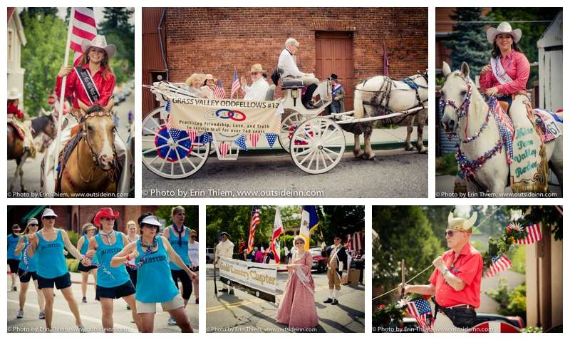 Nevada County Events, 4th of July Parade