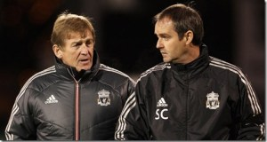 Clarke and Dalglish