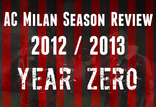 AC Milan Review 2012/13