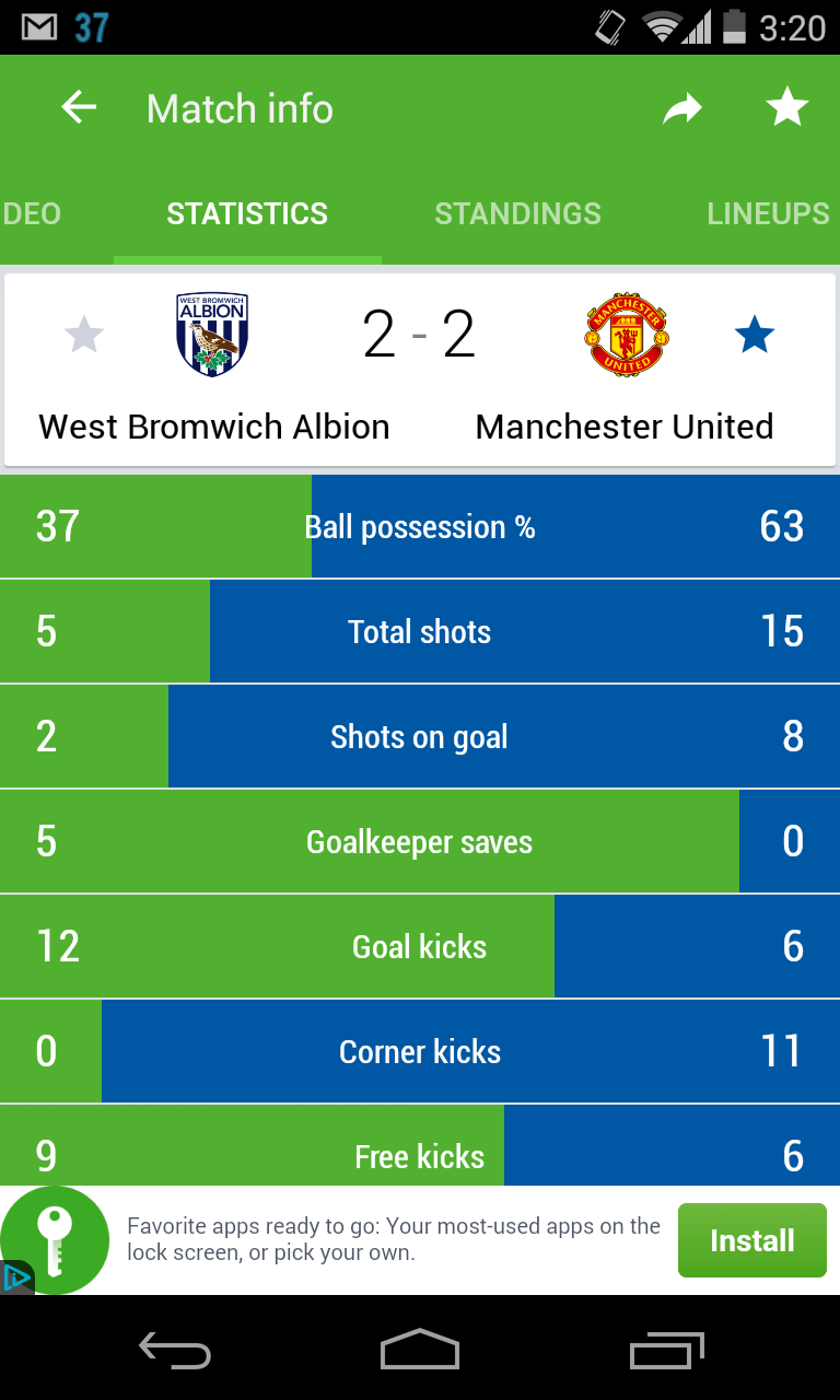 Sofascore Live Games Today Sofascore Football At Your Fingertips Outside Of The Boot
