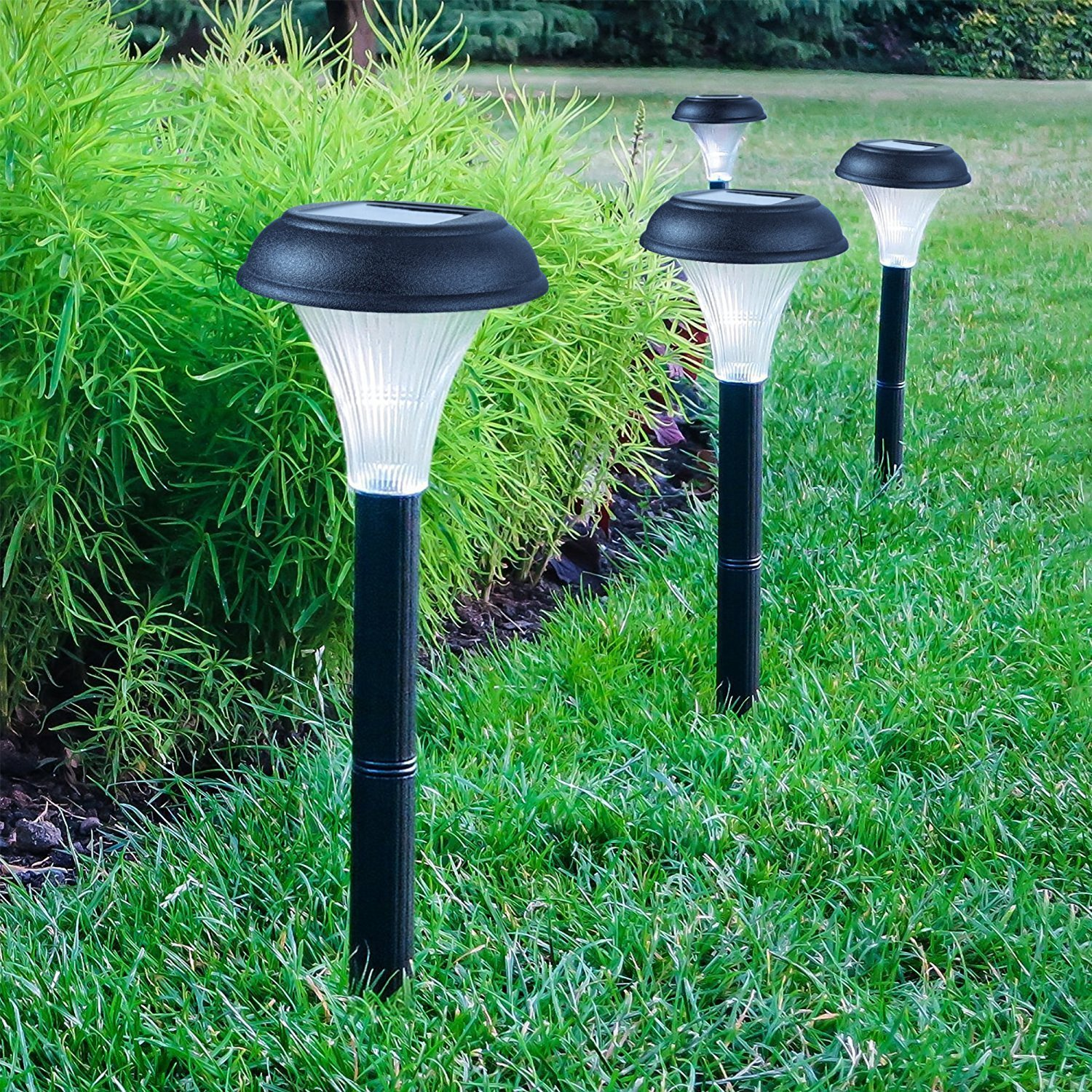 Outdoor Solar Garden Lights The 5 Best Solar Led Garden And Landscape Lights Reviewed