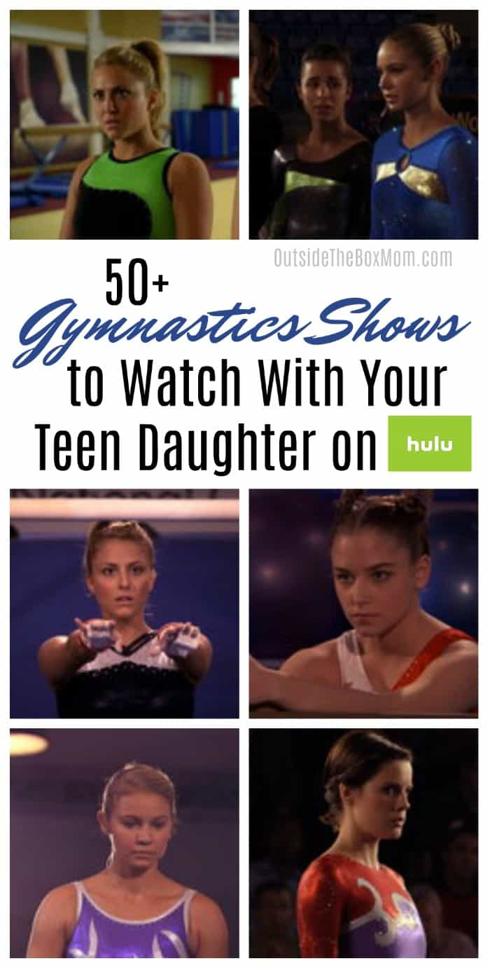 Hulu Shows 50 Gymnastics Shows On Hulu Working Mom Blog Outside The Box Mom