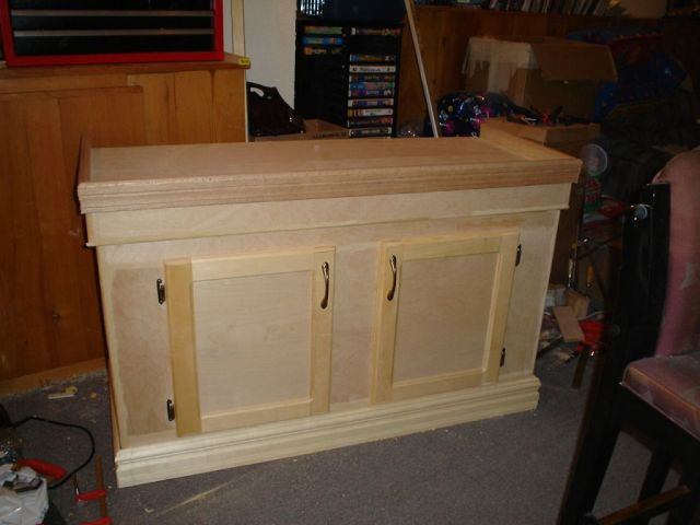 Useful Woodworking plans aquarium stand ~ grand woodworking plans