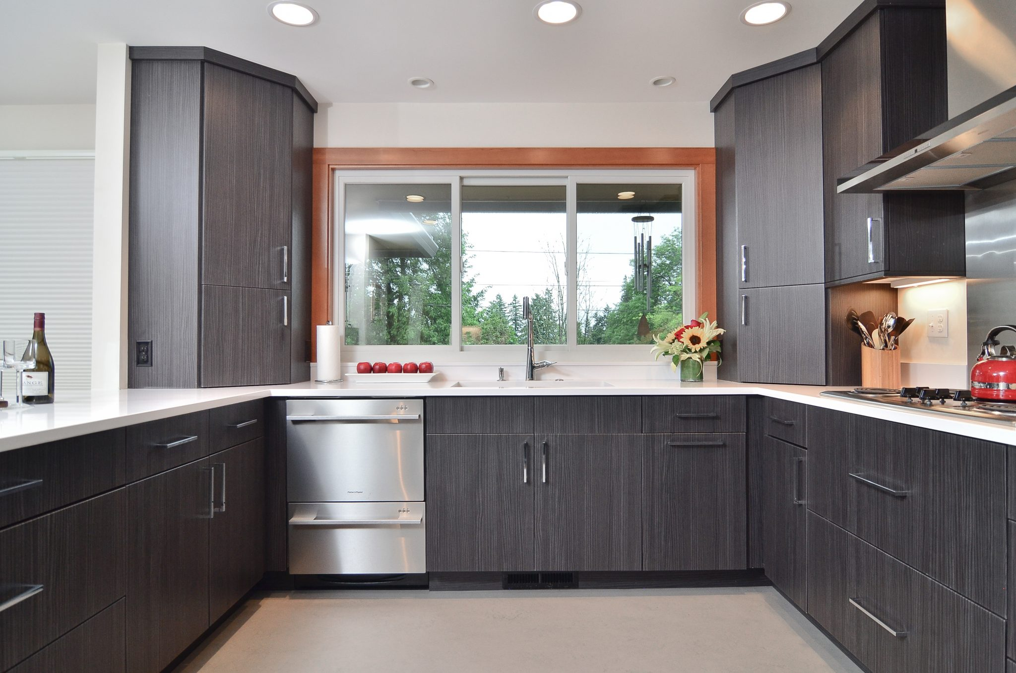 Small Enclosed Kitchen Design Kitchen Layout Design Guide Ovation Design Build Lake Oswego Or