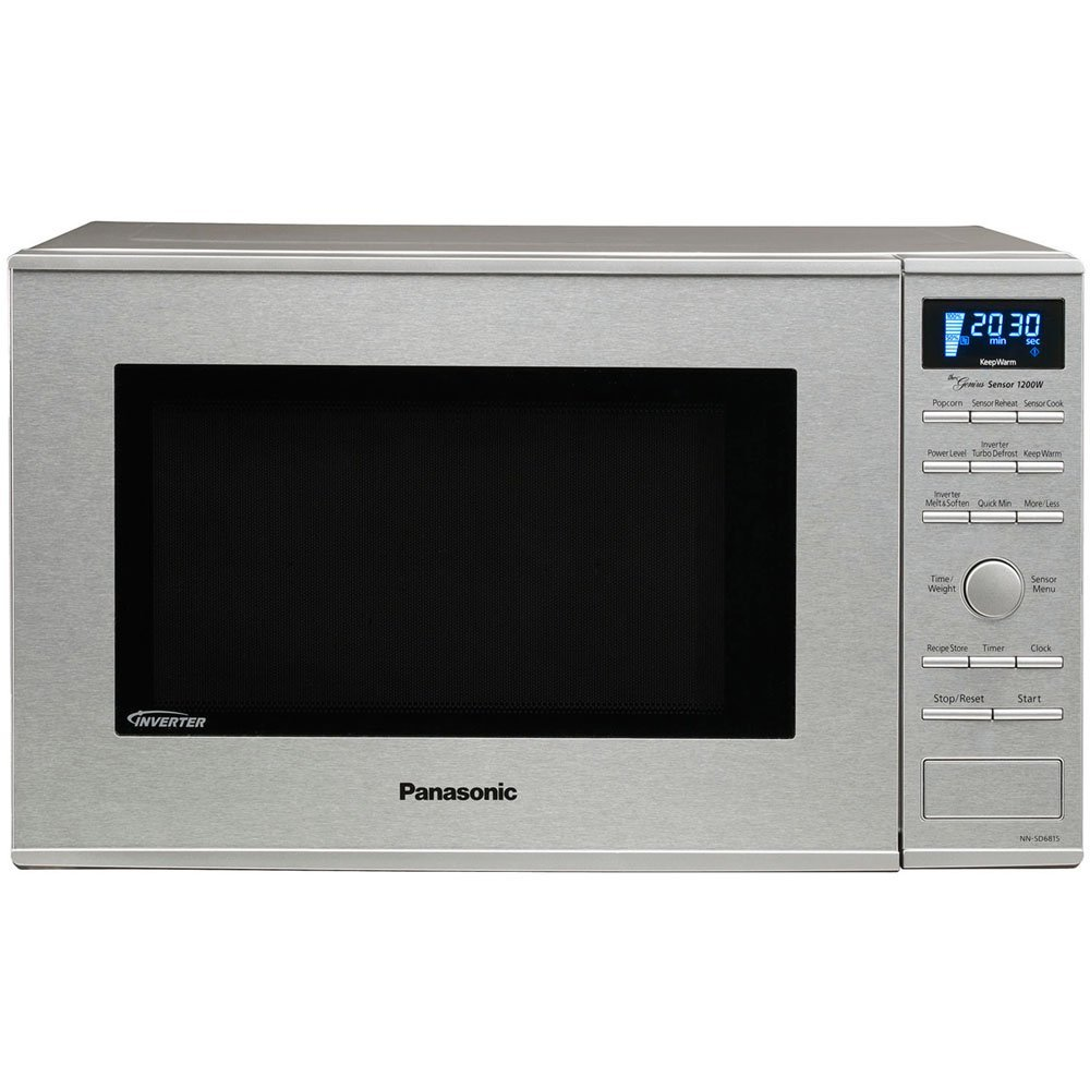 What Makes Panasonic Nn Sd681s A Real Genius Microwave Oven