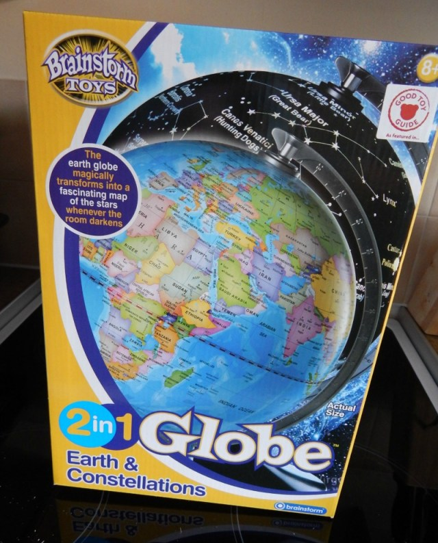 Searching the Globe with Find me a Gift