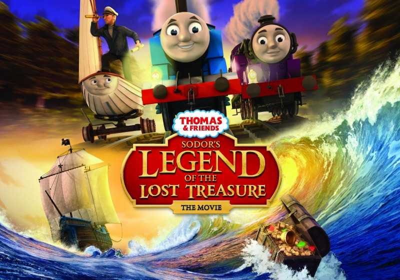 legends of lost treasure