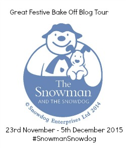 Great Festive Bake Off Blog Tour