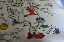 Colouring the world with eat sleep doodle