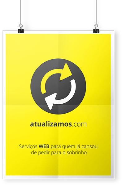 Poster Atualizamos.com