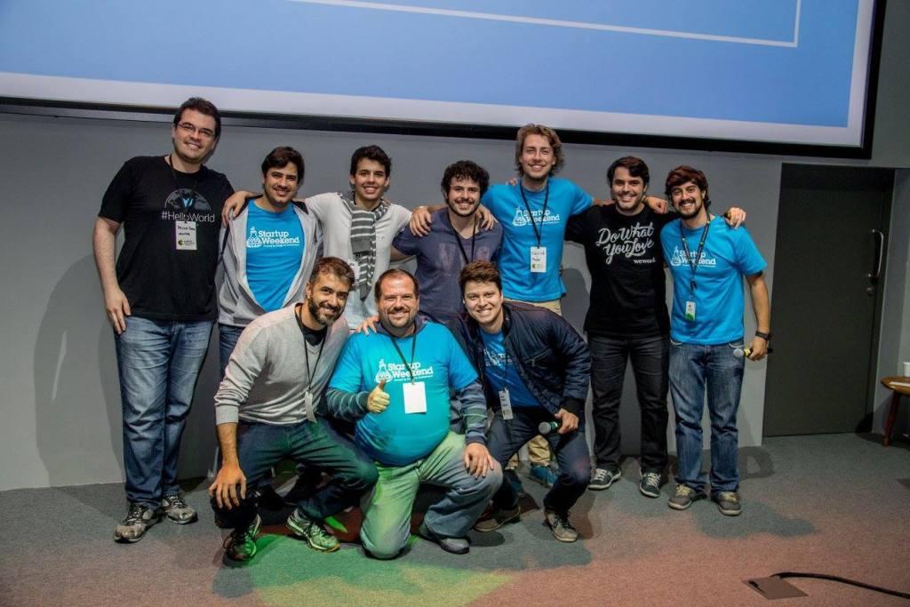 dia 03 StartupWeekend Premiacao Mentores