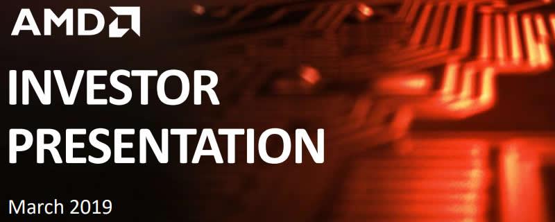AMD Investor Presentation Reveals Ryzen 3rd Generation Threadripper