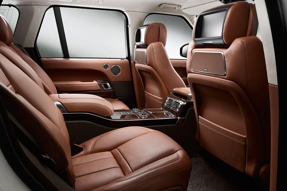 Land Rover 推出長軸距版 Range Rover ...