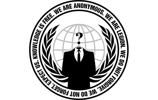anonymous(匿名者)对香港政府提出攻击宣言
