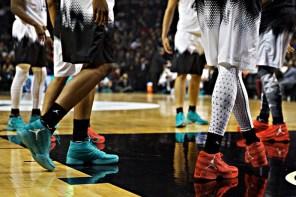 Jordan Brand Classic 2015 比賽現場球鞋一覽:Air Jordan XX9 PEs