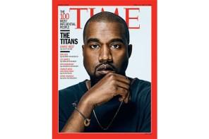 《TIME》發表 2015 年度百大人物,Kanye West 強勢領銜登場!