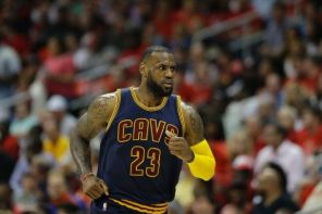 2015 NBA 季後賽東區決賽 G2:騎士 vs 老鷹上半場精采畫面影片