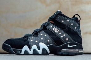 開箱  / NIKE Air Max 2 CB 94「黑單寧」球鞋