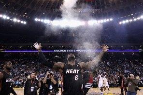 NBA 10 個最有趣的賽前打氣模式