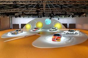 BMW「Art Car」40 週年藝術車展 汽車與藝術結合