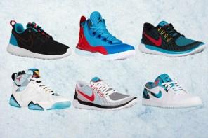 一覽 Nike N7 系列配色設計鞋款全新釋出!