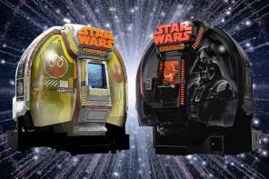 《星際大戰:戰鬥駕駛艙》大型電玩機台將推出家用零售版!