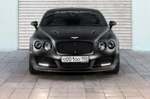 暗黑靈魂!TopCar 打造賓利 Bentley Continental GT 特別定製版