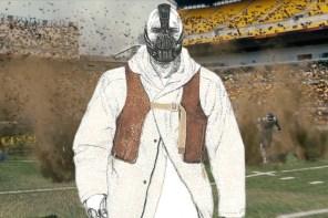 蝙蝠俠中反派角色由 David Murray 打造成為新時尚icon