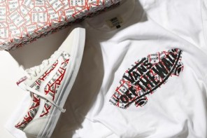 HAVE A GOOD TIME X VANS 日本東京街頭混血聯名釋出!