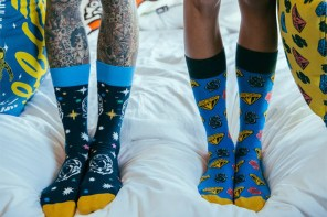 快樂元素攜手奢華嘻哈!2015 Happy Socks X BILLIONAIRE BOYS CLUB