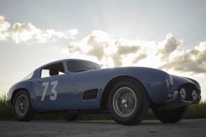 全球只有 14 台!1956 年式樣 Ferrari 250「Tour de France」現身 Sotheby's Monterey 拍賣會