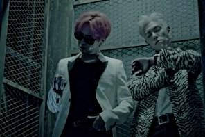 BIGBANG 成員 GD & T.O.P 發佈全新單曲《ZUTTER》黑手黨風格 MV
