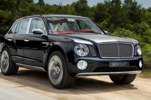 Bentley 發佈 SUV 車型 Bentayga 宣傳片
