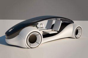 Apple 計劃於 2019 年上市無人駕駛電力車加速「Titan」汽車企劃過程!