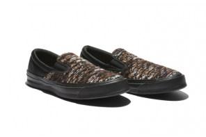 詮釋高質理念,Missoni x CONVERSE Deck Star Slip'67 全新聯名系列鞋款