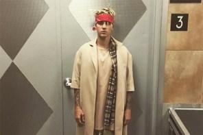 名人穿搭 / 誰說法蘭絨襯衫是阿宅!Justin Bieber 新髮型搭 Fear of God 穿 350!