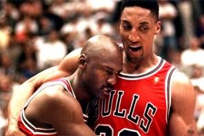 場邊趣事!Pippen 現身黃蜂、熱火第七戰,一解老大哥 Jordan 憂愁!