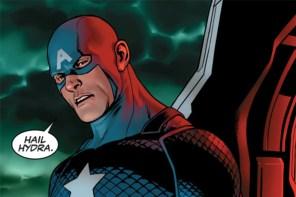 編劇心臟夠強!《Captain America》漫畫新一集出現驚人轉折 美國隊長原來是「九頭蛇」的人?!
